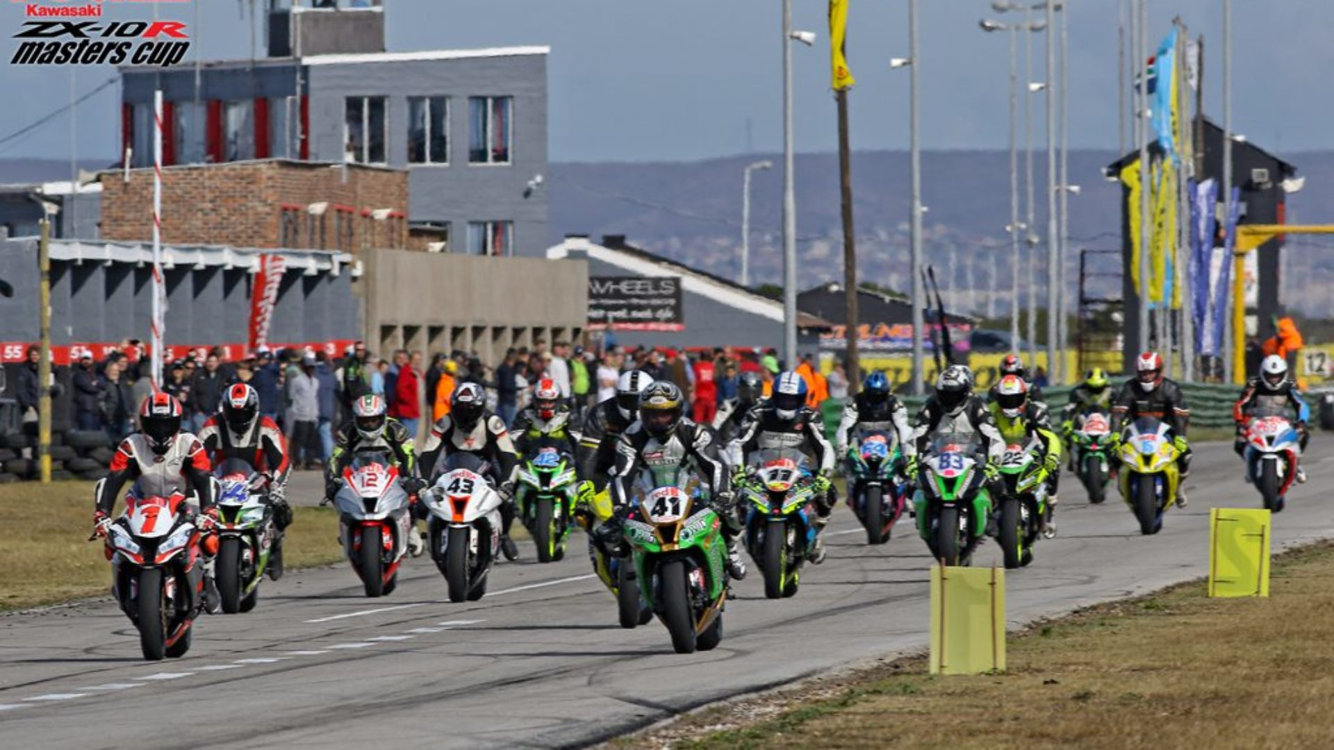 ZX10R Masters Cup